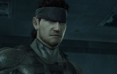 Rumor: Solid Snake no Tekken 7?!