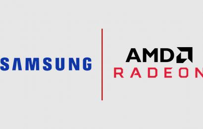 Smartphones Samsung com poder gráfico AMD Radeon?
