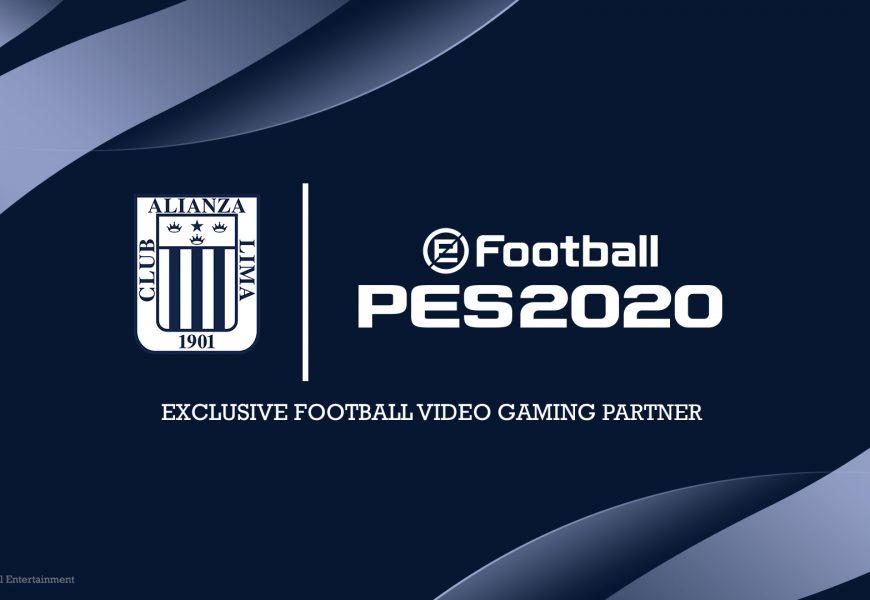Konami patrocinará três dos principais clubes do Peru