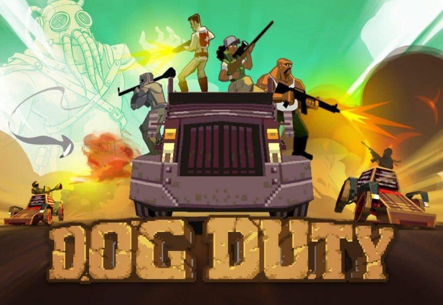 Dog Duty, jogo BR, está disponível em Early Access na Steam