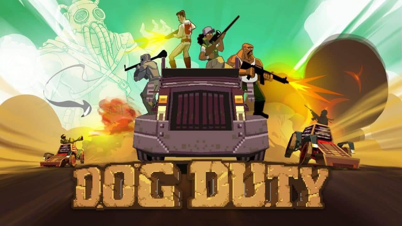 Foto de Dog Duty, jogo BR, está disponível em Early Access na Steam