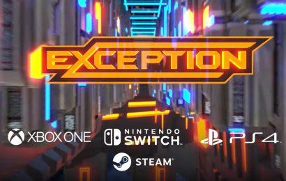 Análise: Exception mescla Meat Boy e Mega Man e quase dá 100% certo