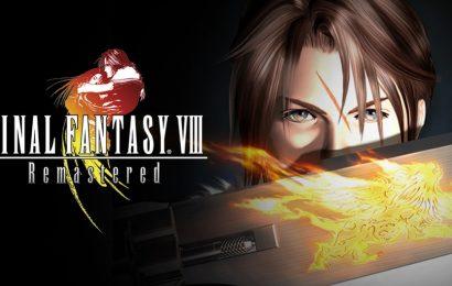 Gamescon 2019: Final Fantasy VIII Remastered vendas começam em breve