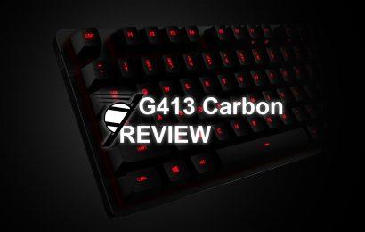 Análise: Logitech Carbon G413 é o melhor custo-benefício do cenário competitivo