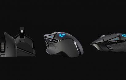 Logitech-G lança no Brasil mouses de ponta da linha G