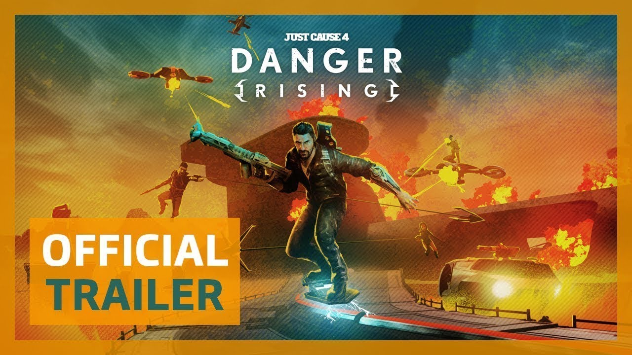 Foto de Just Cause 4: DLC Danger Rising ganha trailer