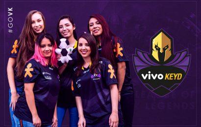 Equipe Keyd anuncia time feminino de League of Legends