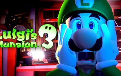 Novo Gameplay de Luigi's Mansion 3 na Gamescom