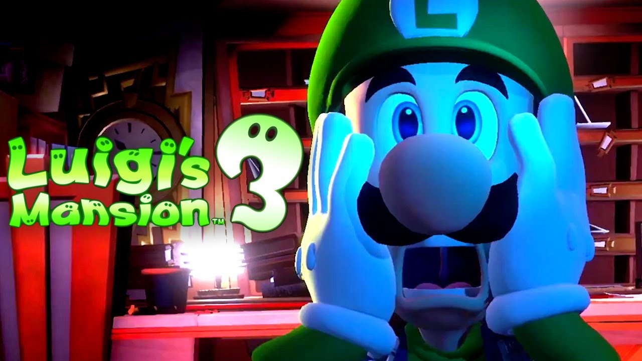 Foto de Novo Gameplay de Luigi's Mansion 3 na Gamescom