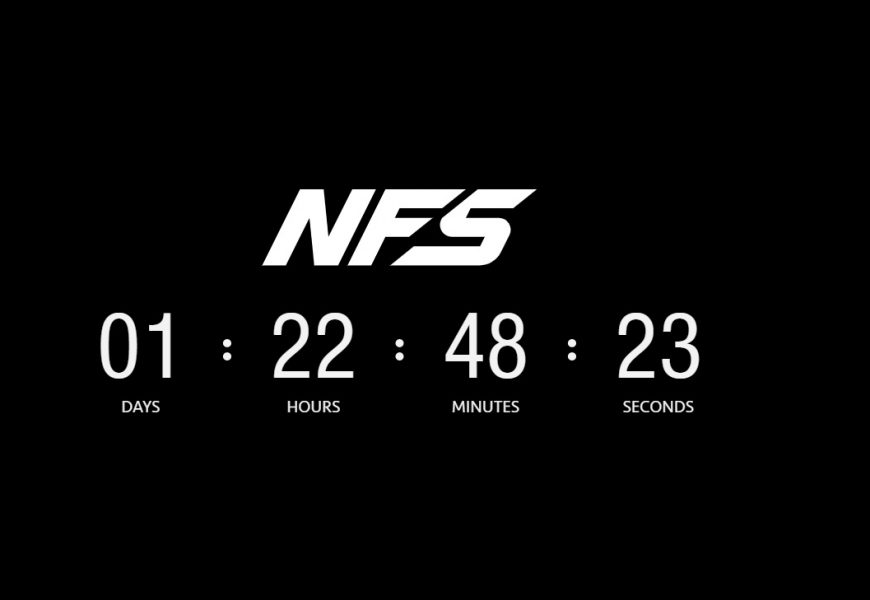Novo Need for Speed será anunciado dia 14, confira detalhes