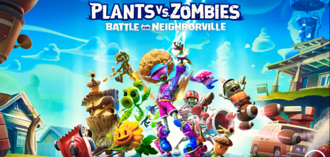 Foto de Vazou! Trailer de Plants vs. Zombies Battle for Neighborville caiu na net