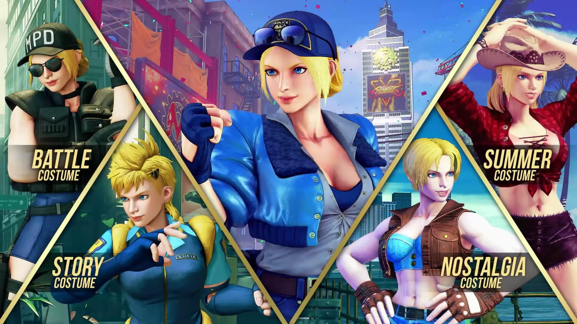 Foto de Street Fighter V: nova Season desenterra um personagem que a gente mal lembrava!
