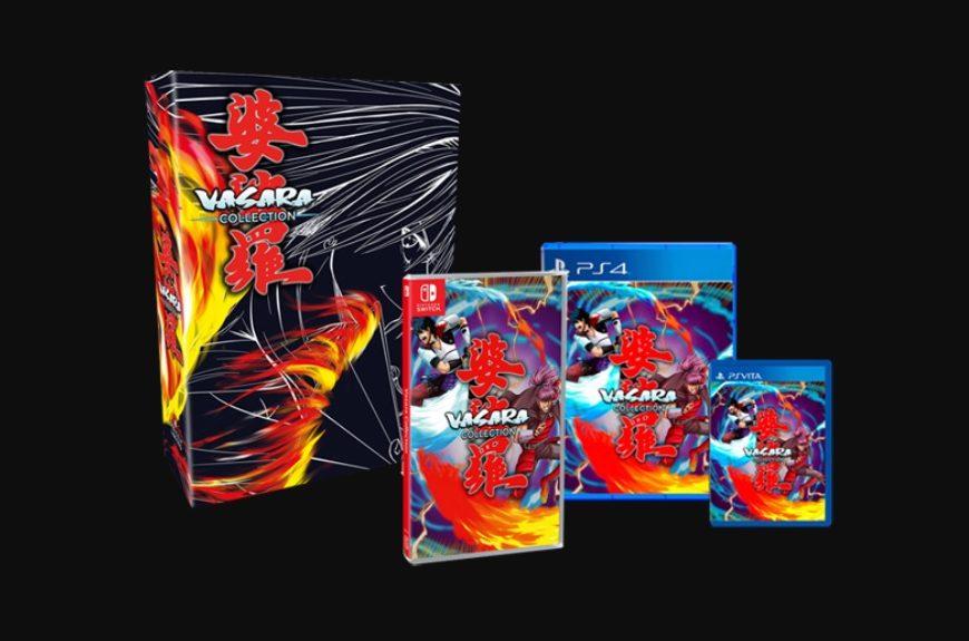 Vasara Collection chega amanhã para consoles e PC