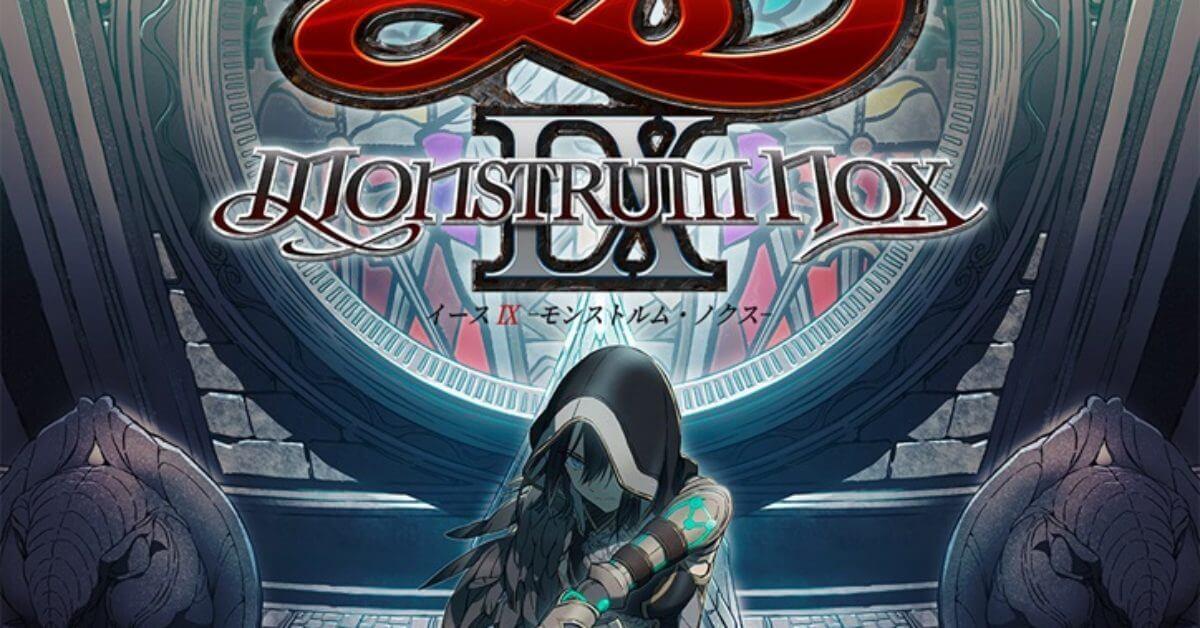 Foto de Ys IX: Monstrum Nox ganha novo trailer para a Tokyo game show 2019
