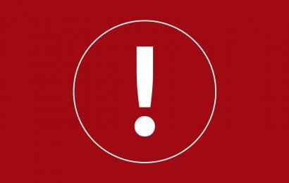 Atualize urgente seus drivers da NVIDIA!