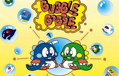 Eles estão de volta!! Novo jogo de Bubble Bobble anunciado
