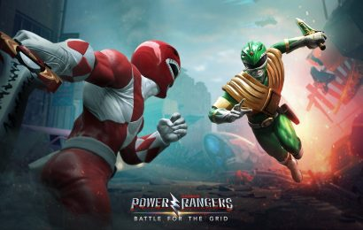 Power Rangers: Battle for the Grid ganha data de lançamento para PC