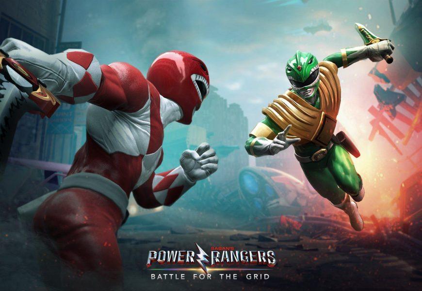 Power Rangers: Battle for the Grid ganha data de lançamento para PC