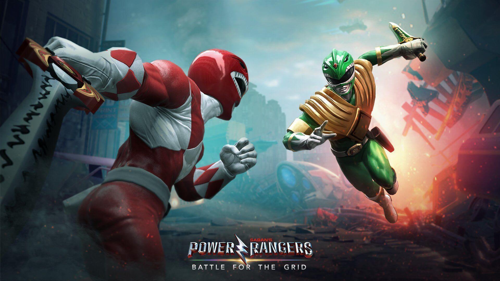 Foto de Power Rangers: Battle for the Grid ganha data de lançamento para PC