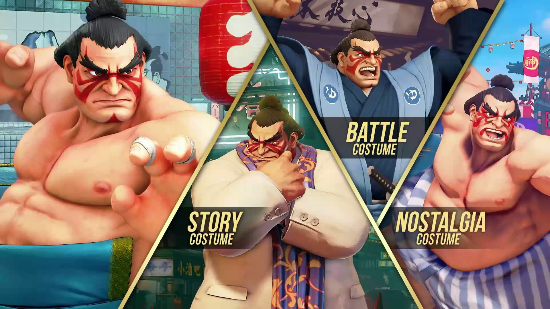 Foto de Street Fighter V: E. Honda e seu sumô implacável!