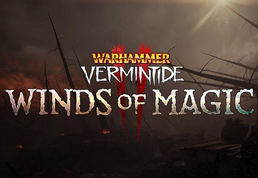 Winds of Magic já está disponível para Vermintide 2, trailer e detalhes
