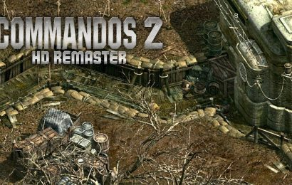 Commandos 2: HD Remaster tem trailer anunciado
