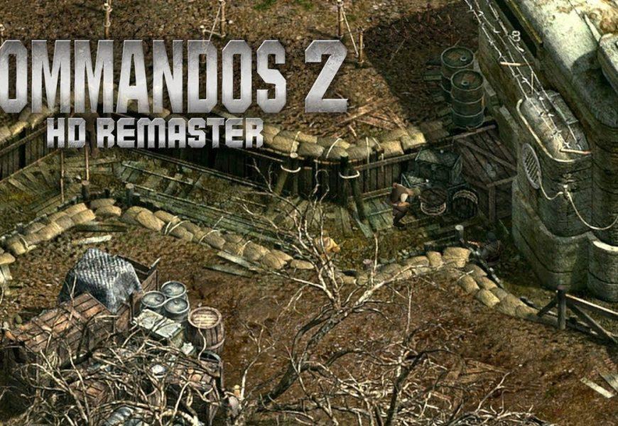 Commandos 2: HD Remaster tem trailer anunciado