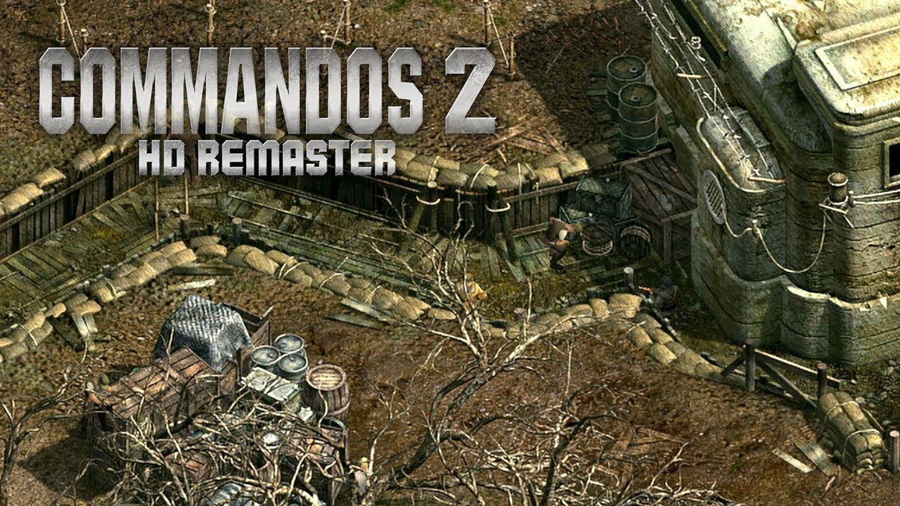 Foto de Commandos 2: HD Remaster tem trailer anunciado