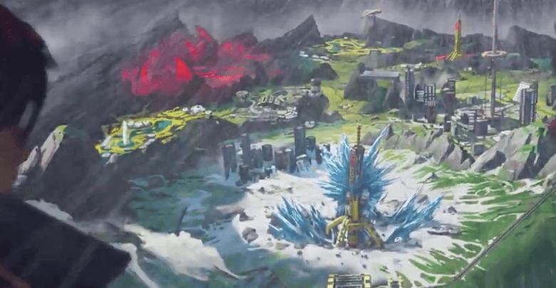 Novo Mapa de Apex Legends Terceira Temporada