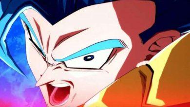Foto de Gogeta tem lançamento revelado para Dragon Ball FighterZ