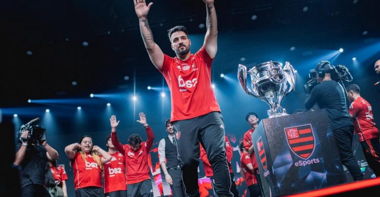 CBLOL: Flamengo vai ao mundial de LOL após vencer final do split