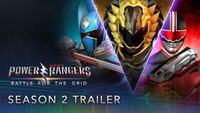 Foto de Trailer do segundo Passe de Temporada de Power Rangers: Battle for the Grid