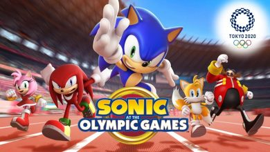Foto de Sonic at the Olympic Games – Tokyo 2020 chega em Maio para celulares