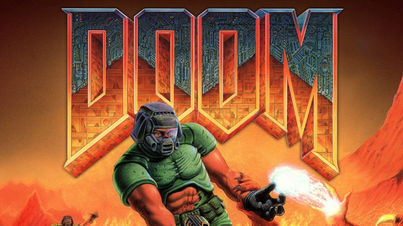 Foto de Doom 64 chegará para Switch em Novembro
