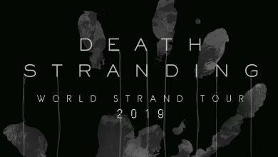 Foto de Kojima anuncia a Death Stranding World Strand Tour 2019