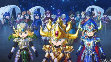 Foto de Dragon Quest of the Stars chega ao Ocidente no início de 2020