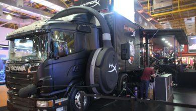 Foto de Nesta sexta e sábado, RED Truck HyperX estará em Curitiba