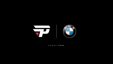 Foto de Pain Gaming anuncia parceria com a BMW