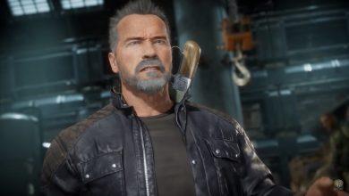 Foto de Confira o trailer de gameplay do Exterminador T-800 em Mortal Kombat 11