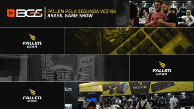 Foto de Grupo Fallen participará na Brasil Game Show 2019