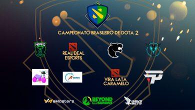 Foto de Campeonato Brasileiro de Dota 2: Vira-Lata Caramelho e outras disputam prêmio