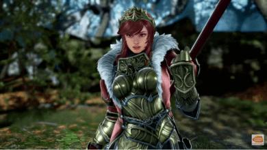 Foto de Soulcalibur VI tem novo personagem DLC anunciado