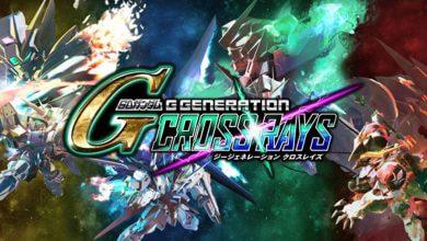 Foto de SD Gundam G Generations Cross Rays disponível no Ocidente