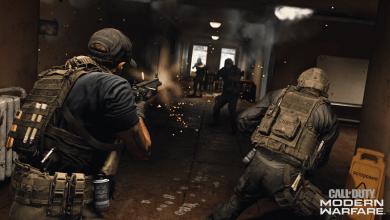Foto de Está no ar a atualização de Call of Duty: Modern Warfare