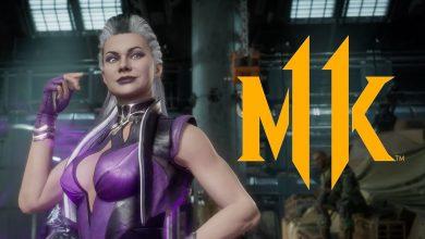 Foto de Sindel recebe trailer em Mortal Kombat 11