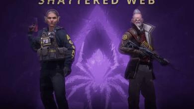 Foto de Counter Strike bate recorde com a Operação Shattered Web
