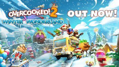 Foto de Overcooked! 2: DLC Winter Wonderland chegou ao jogo