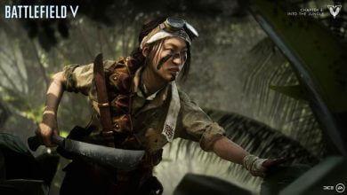 Foto de Battlefield V Capítulo 6: Na Selva será lançado em 6 de fevereiro