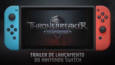 Foto de Thronebreaker: The Witcher Tales agora está disponível para Nintendo Switch