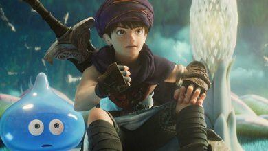 Foto de Dragon Quest: Your Story chega a Netflix em Fevereiro